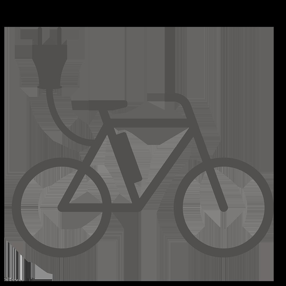 Energielösungen: Abbildung eines E-Fahrrads