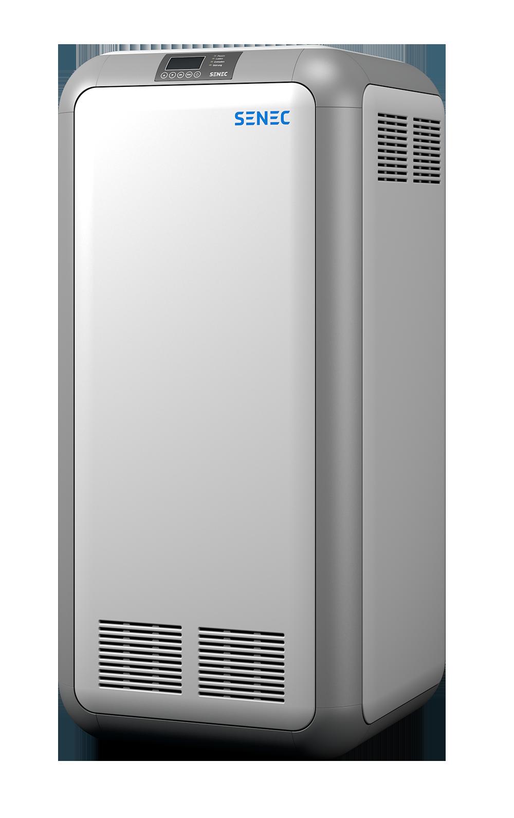 Energielösungen: Abbildung eines Stromspeichers